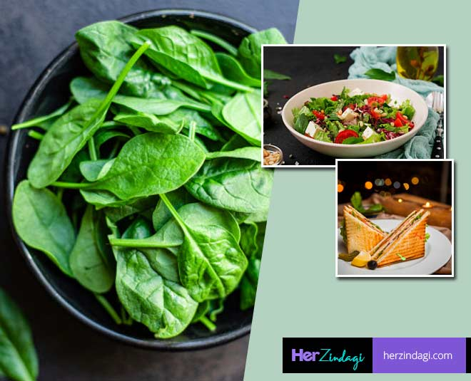 spinach easy snack recipes
