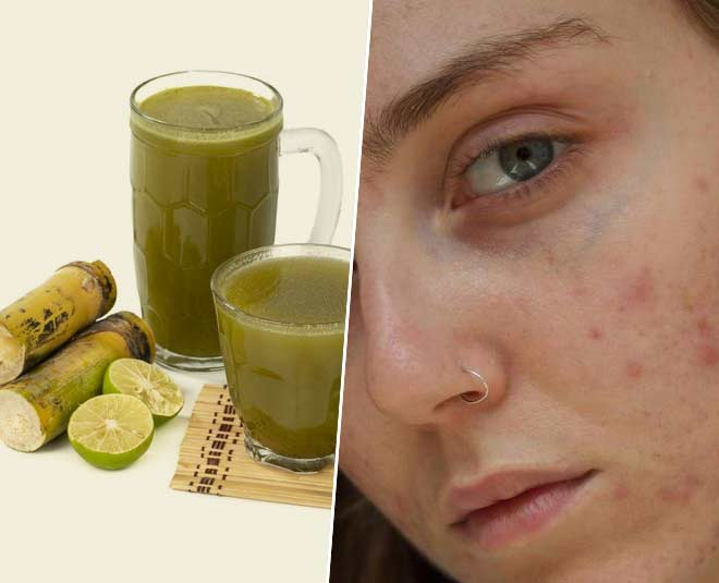 sugarcane juice for beautiful skin