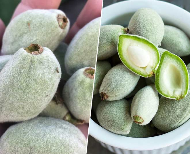 tips to green almonds benefits