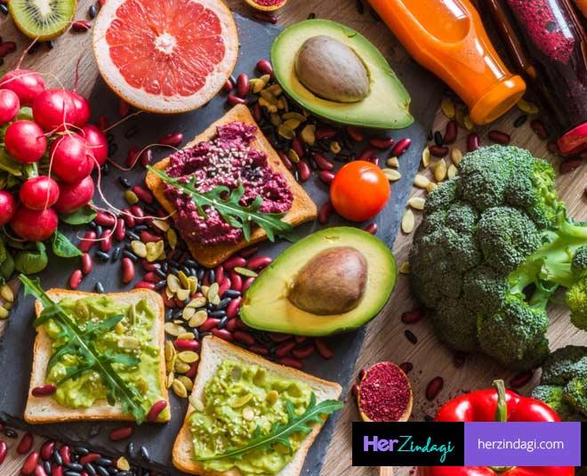 vegan diet main