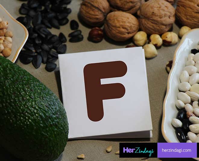 vitamin f foods main