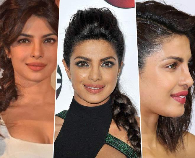 Achieve Priyanka Chopra's  Braid Hairstyles