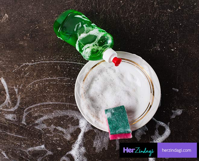 Dish Soap Cleaning Tips