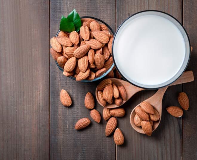 almond milk main
