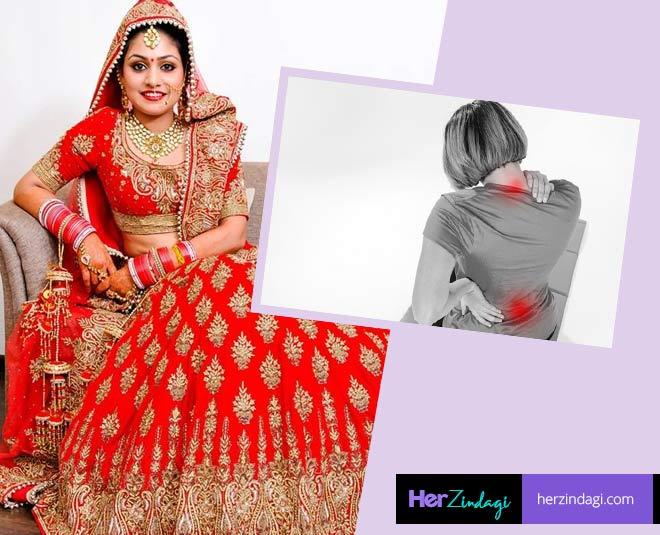 ashion Tips To Pick Light Bridal Lehenga