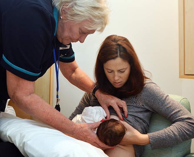best guide for breastfeeding