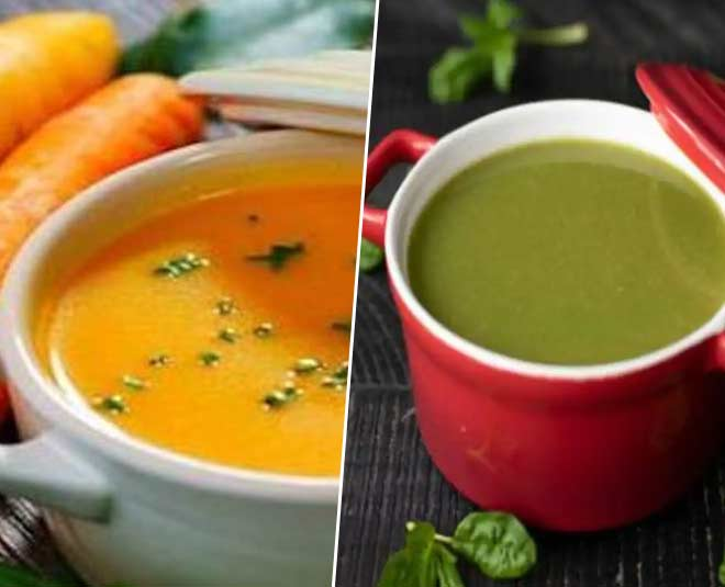 easy vegetable soup recipes at home