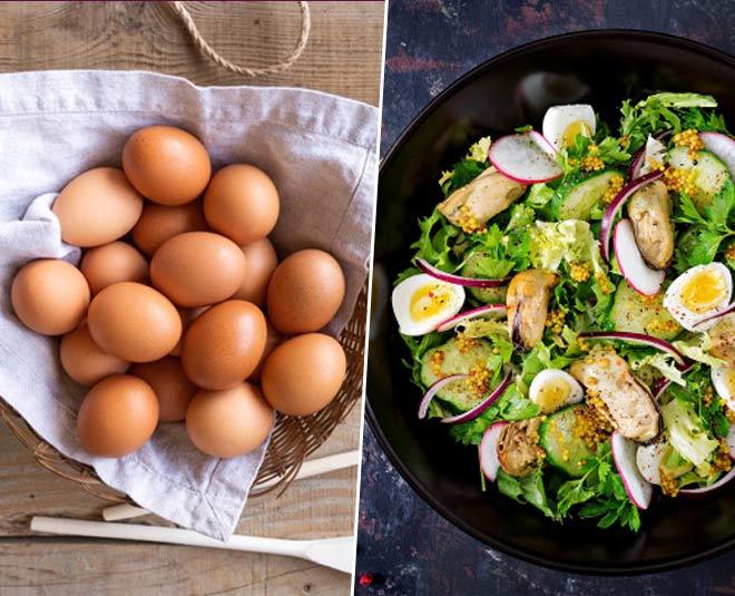 egg recipe at home