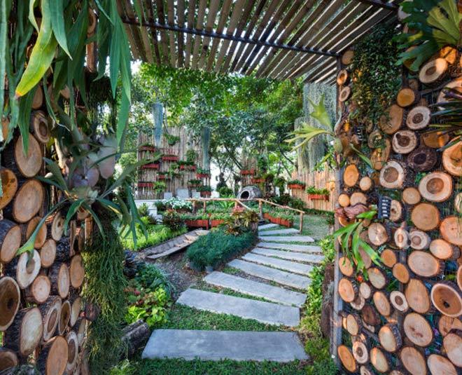 garden at home main