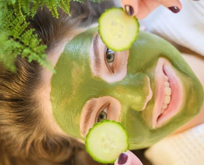 green tea mask main