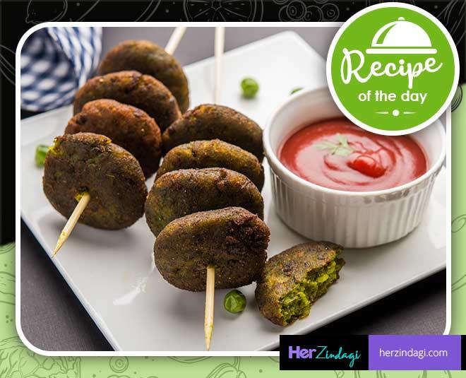 hara bhara kebab snack recipe