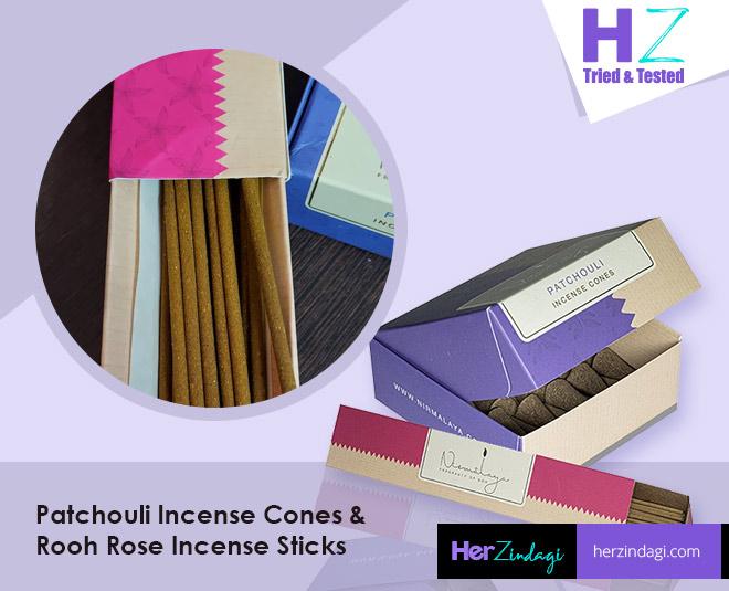 incense sticks cones nirmalaya detailed review