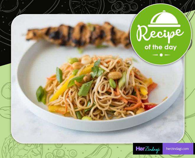 lemongrass noodles soup easy recipe