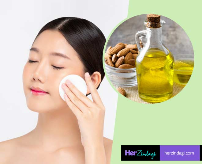 makeup remover almond oil main