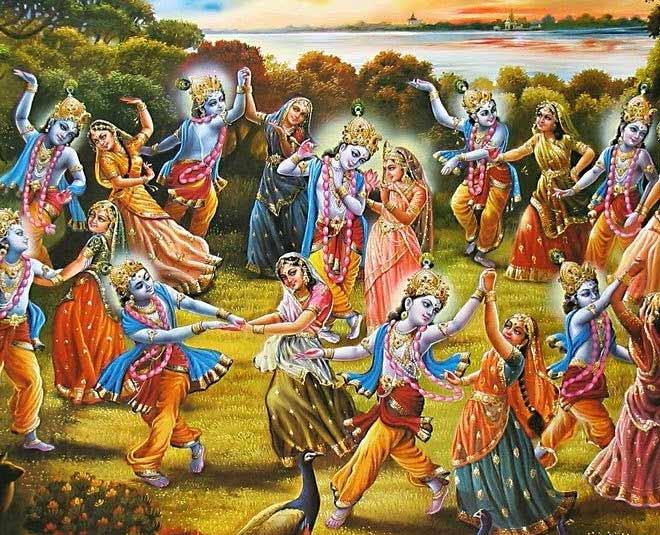 nidhi van facts krishna main