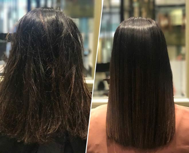 rebonded hair main
