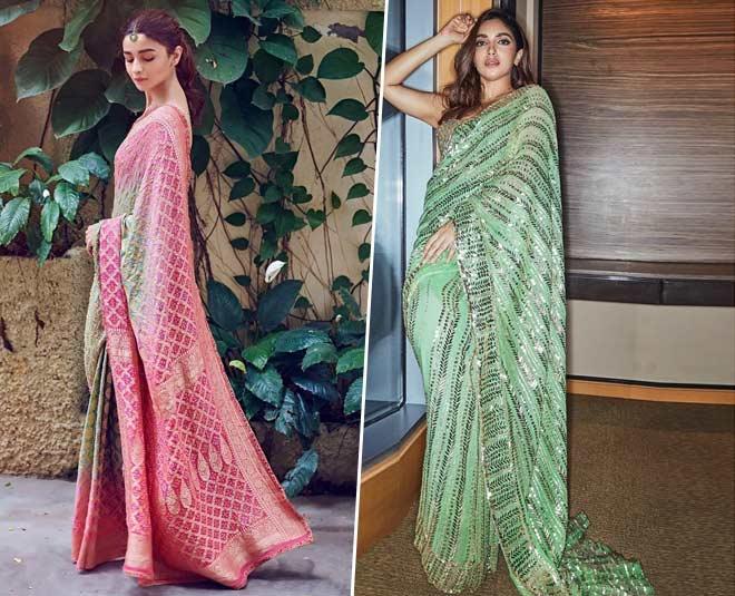 saree pallu style main