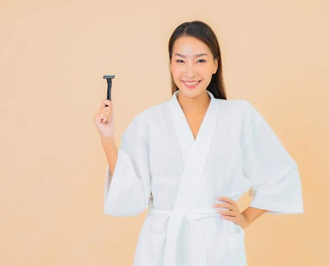 shaving on face main
