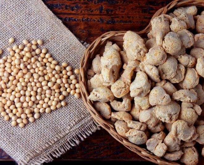 soya chunks recipe