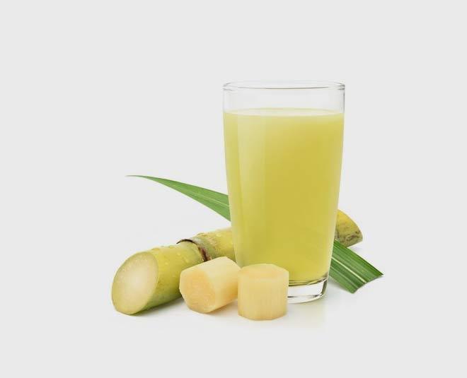 sugarcane juice for health