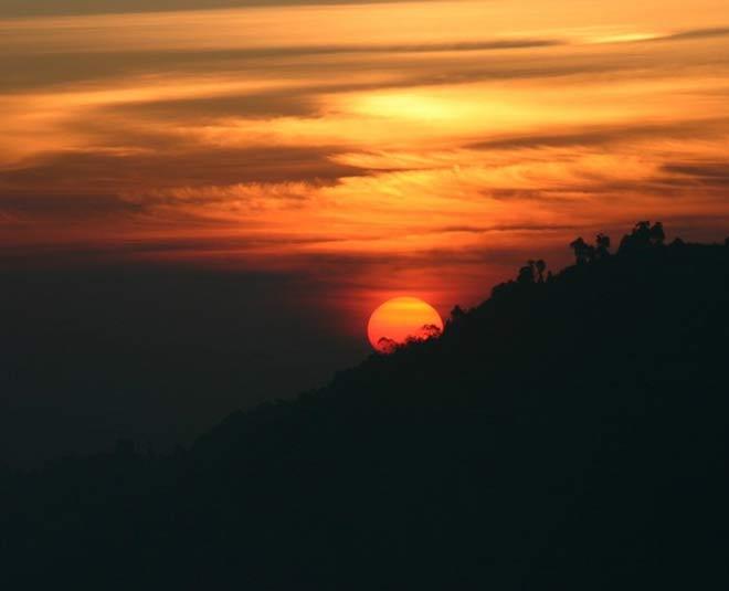 sunrise in india main
