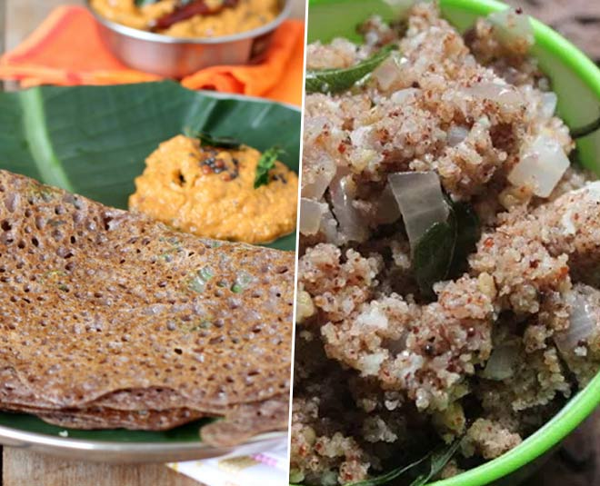 try these ragi flour recipes in  winter at home