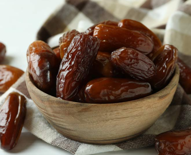 Famous Recipes Made From Khajoor Or Dates