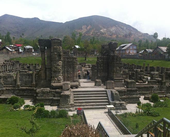 Religious Shrine Of Jammu And Kashmir Awantipora