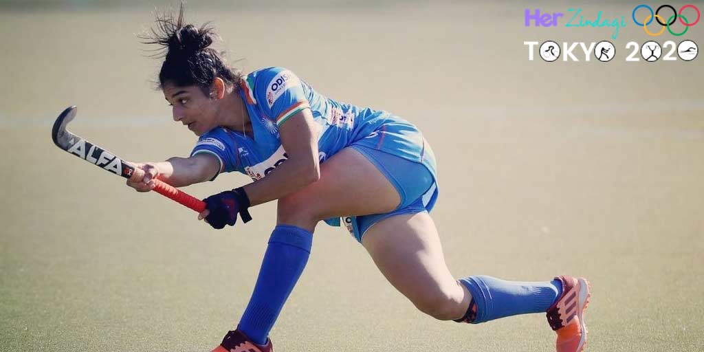 Know About Indian Woman Hockey Player Udita Duhan Who Will Play In Tokyo  Olympics In Hindi