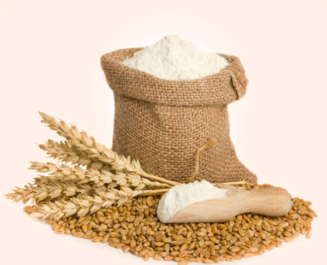about wheat flour purity