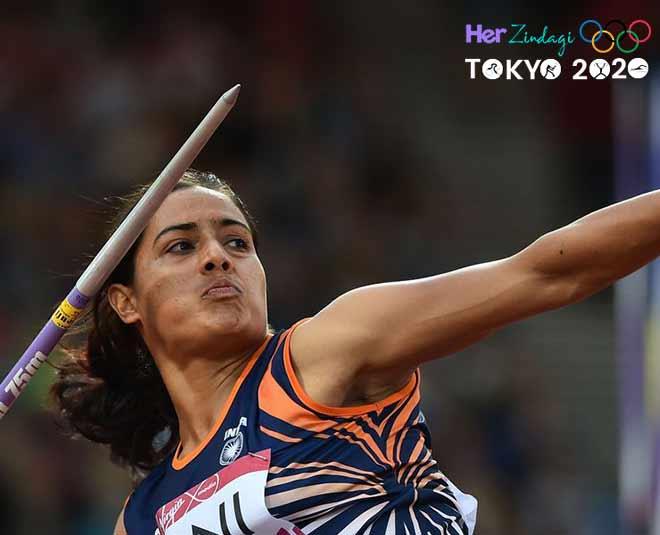 annu rani woman javelin throw tokyo olympics  main