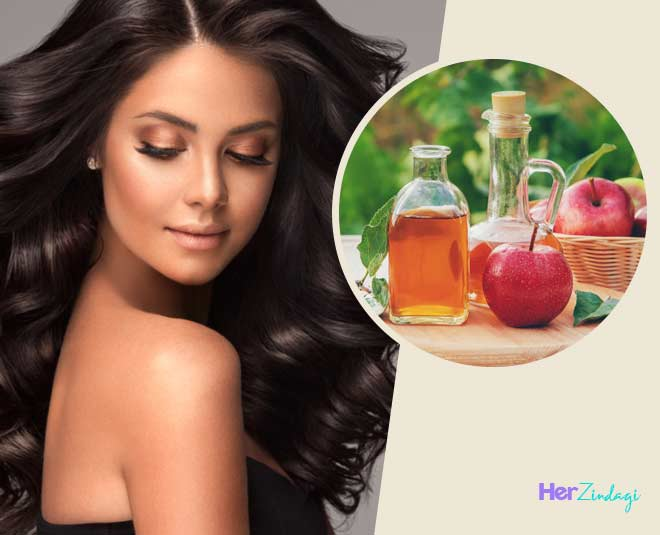 apple  cider  vinegar  for hair care at home
