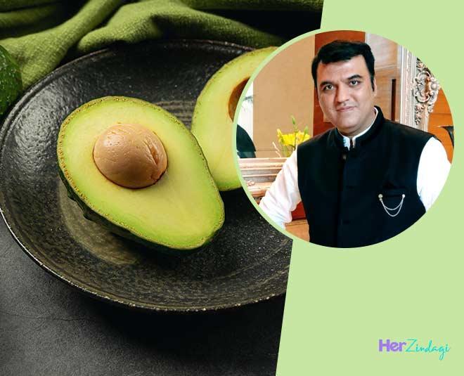 avocado healthy fruit