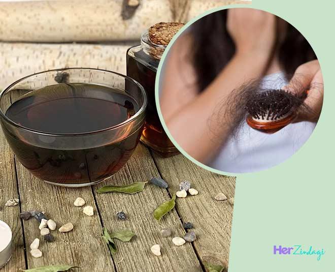 benefits of black castor oil for hair fall