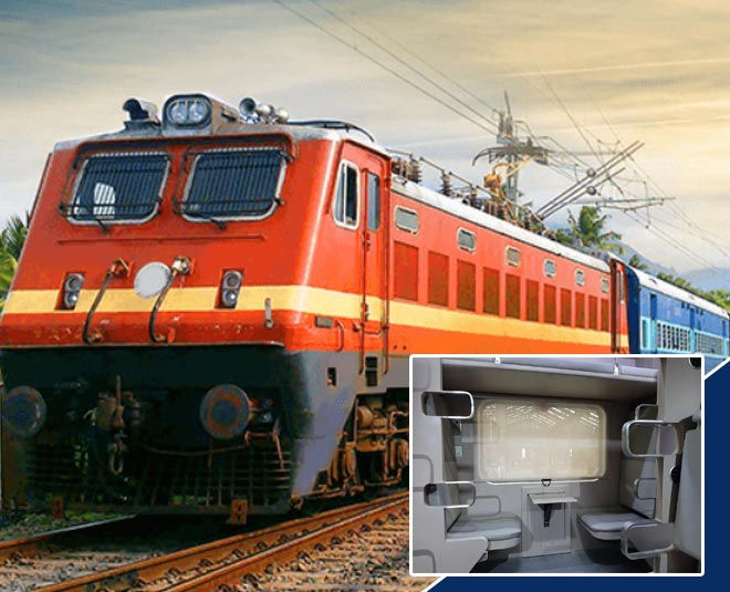 best ac coaches from trains