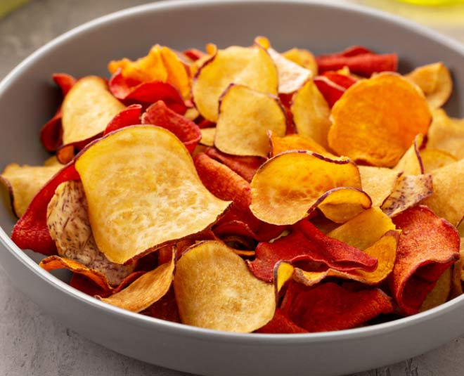 best baked chips for health
