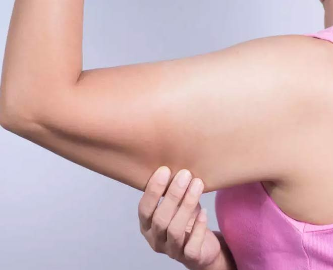 best exercises for arm fat reduction