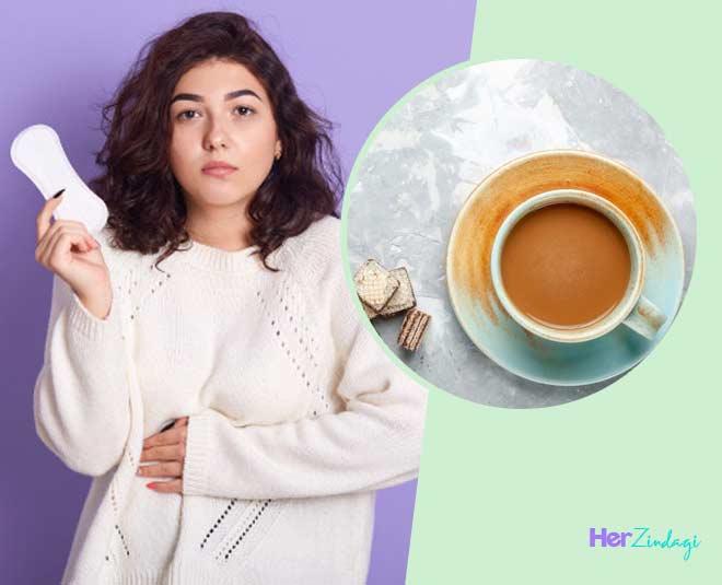 best herbal tea for menstrual pain