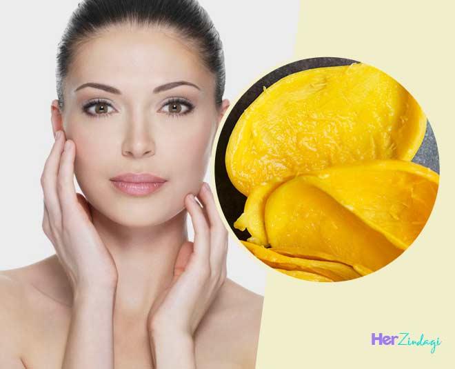 best uses of mango peel for skin