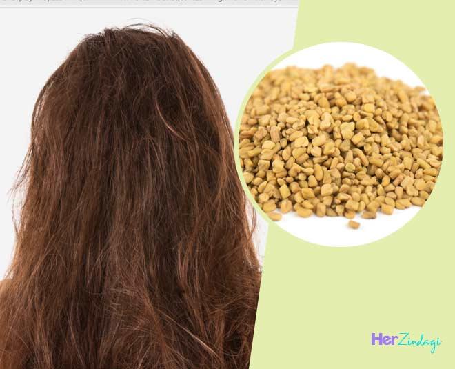 best ways to use methi in hair