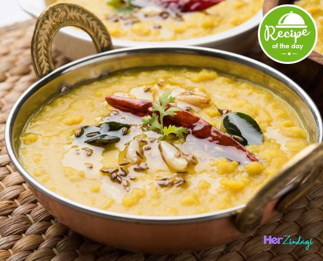 chana dal easy recipe with tadka