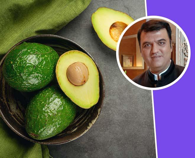 chef kaviraj benefits avocado