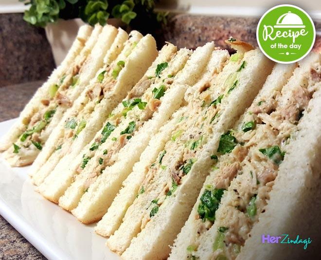 chicken mayo sandwich Main