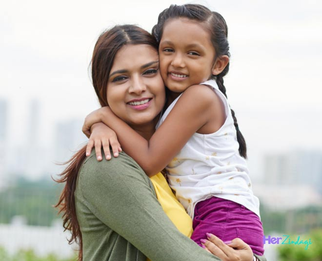 child pshycology single parents main