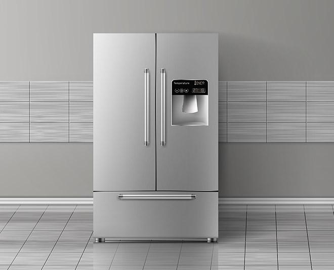 clean refrigerator with vinegar m