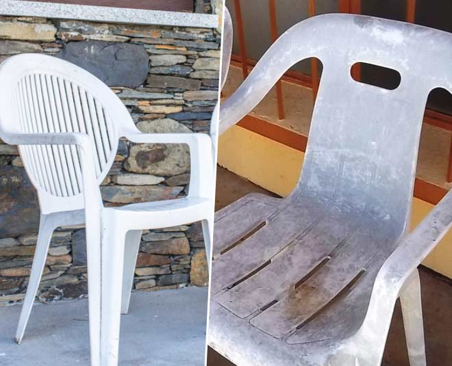 cleaning of chairs