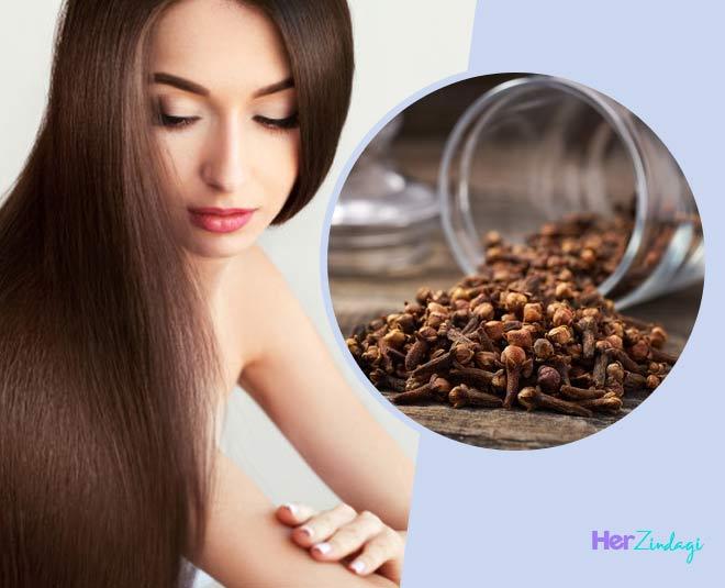 clove for hair growth