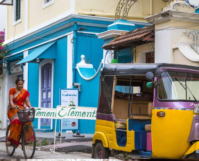 colourful streets in india main