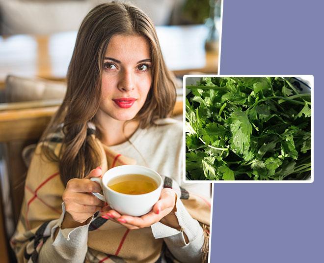 coriender leaf health benefits