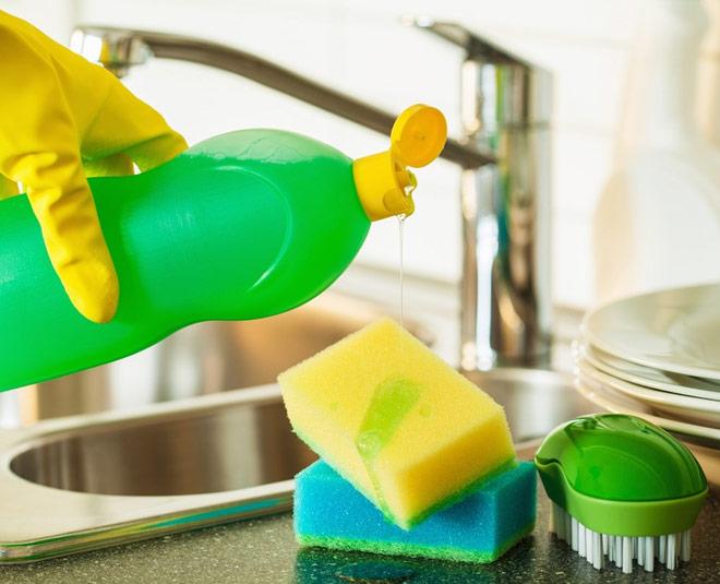 dish wash liquid uses
